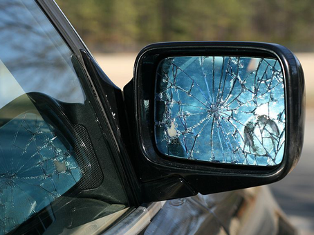 auto mirror repair bluffton indiana