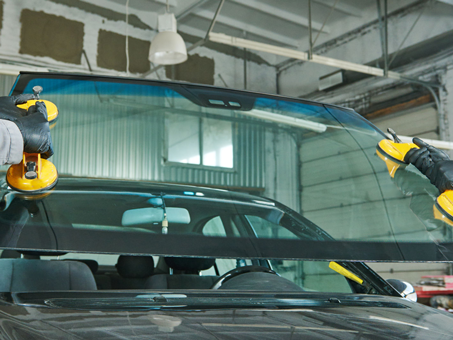 windshield replacement bluffton indiana